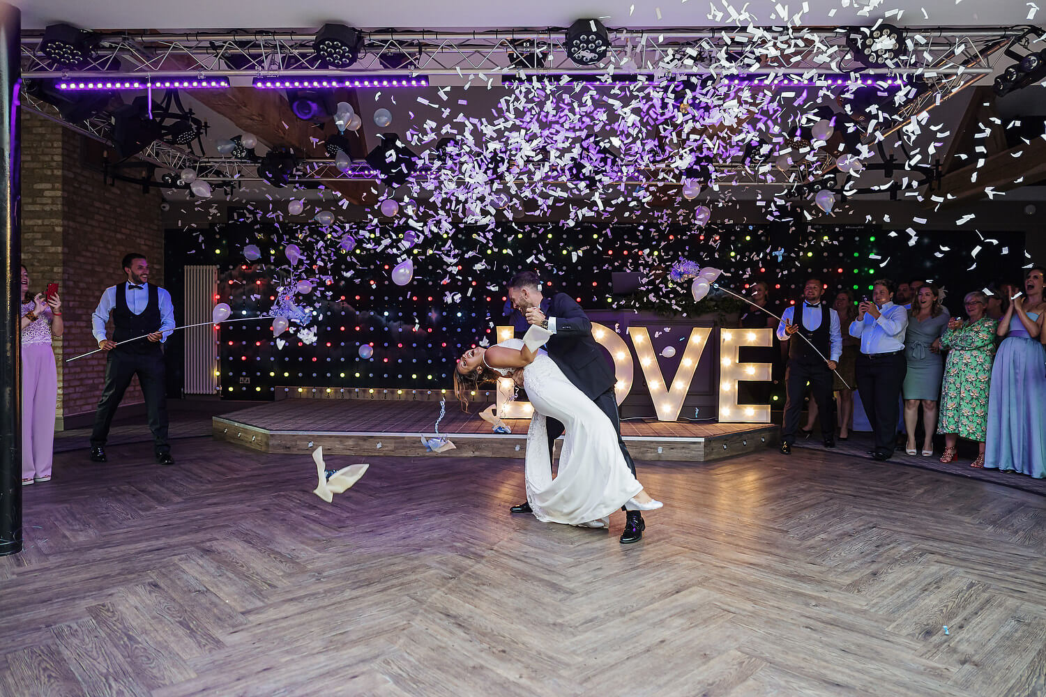 first dance at lythe hill hotel