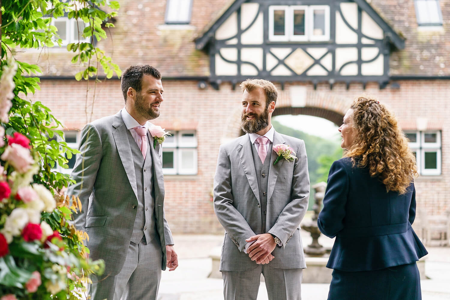 lulworth estate wedding