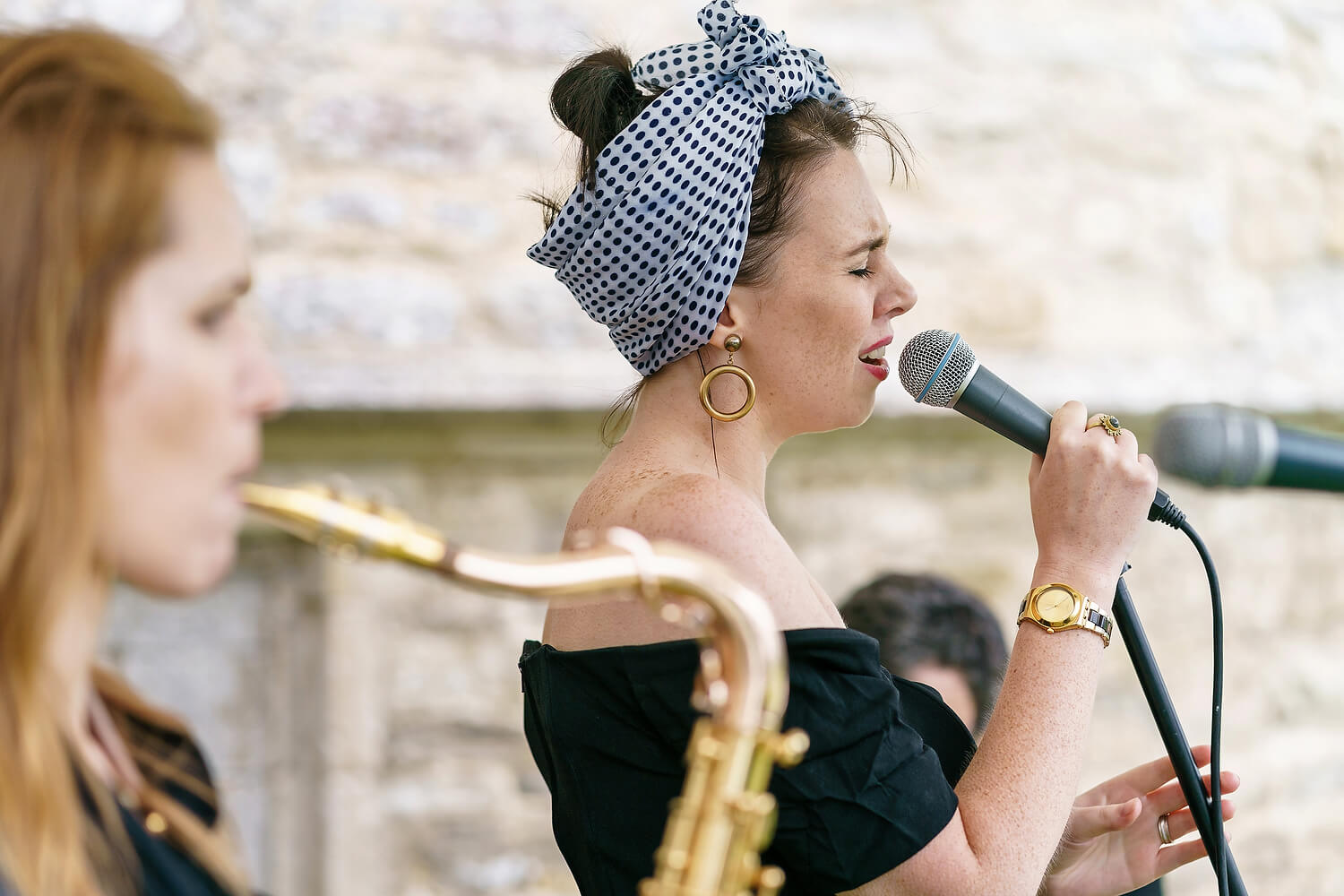 wedding singer in dorset