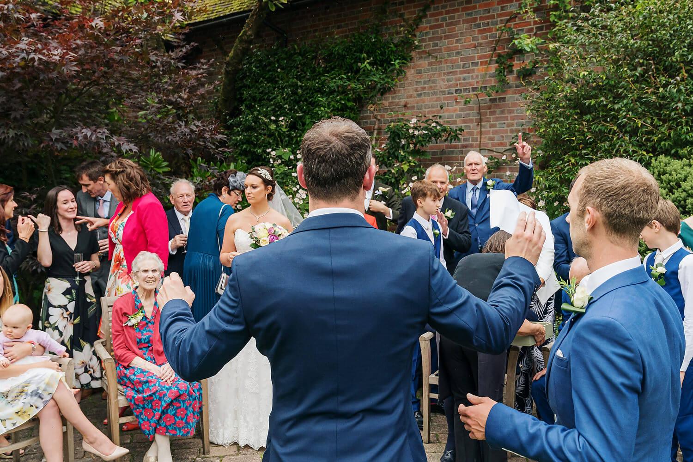 wedding ramster hall