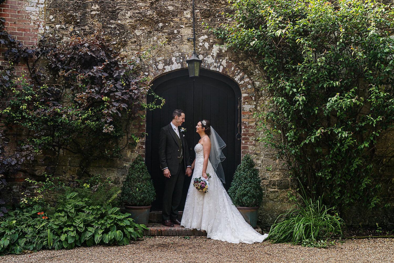 ramster hall entrance wedding