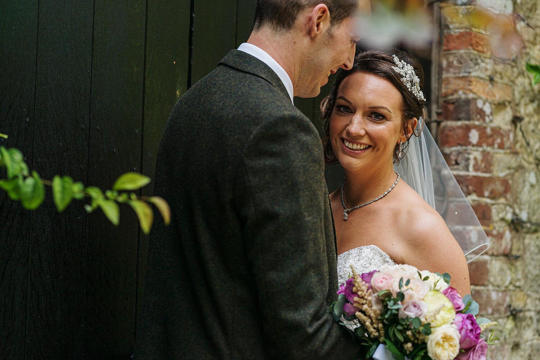 garden wedding surrey