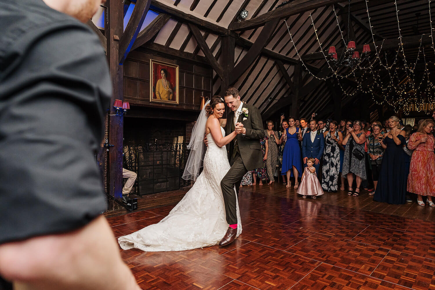 first dance ramster hall surrey