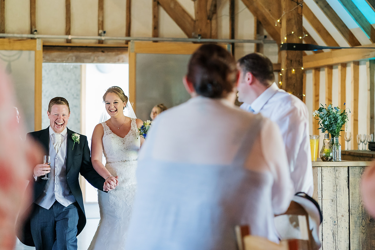 wedding reception at southend barns, chichester